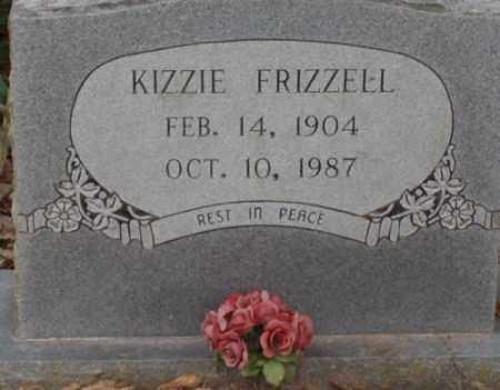 FRIZZELL, KIZZIE - Lonoke County, Arkansas | KIZZIE FRIZZELL - Arkansas Gravestone Photos