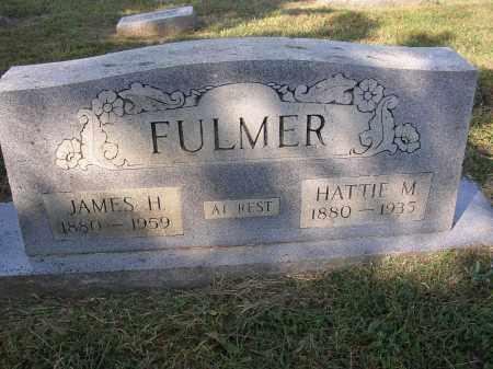 FULMER, HATTIE M. - Lonoke County, Arkansas | HATTIE M. FULMER - Arkansas Gravestone Photos