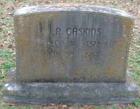 GASKINS, J R - Lonoke County, Arkansas   J R GASKINS - Arkansas Gravestone Photos