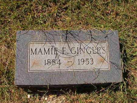 GINGLES, MAMIE E - Lonoke County, Arkansas   MAMIE E GINGLES - Arkansas Gravestone Photos