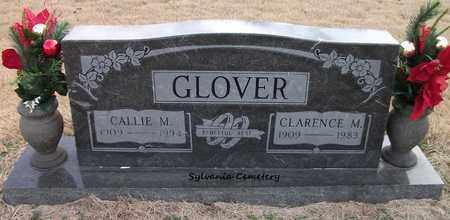 JACKSON GLOVER, CALLIE M - Lonoke County, Arkansas | CALLIE M JACKSON GLOVER - Arkansas Gravestone Photos