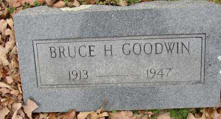 GOODWIN, BRUCE H. - Lonoke County, Arkansas | BRUCE H. GOODWIN - Arkansas Gravestone Photos