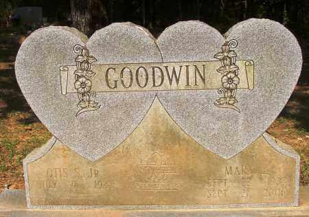 GOODWIN, MARY E. - Lonoke County, Arkansas | MARY E. GOODWIN - Arkansas Gravestone Photos