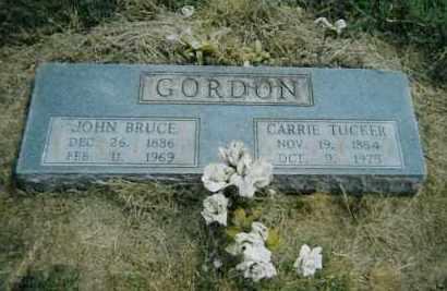 TUCKER GORDON, CARRIE ETTA - Lonoke County, Arkansas | CARRIE ETTA TUCKER GORDON - Arkansas Gravestone Photos