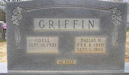 GRIFFIN, DALLAS H. - Lonoke County, Arkansas | DALLAS H. GRIFFIN - Arkansas Gravestone Photos
