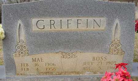 GRIFFIN, MAE - Lonoke County, Arkansas | MAE GRIFFIN - Arkansas Gravestone Photos