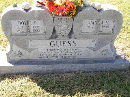 GUESS, DOYLE E. - Lonoke County, Arkansas | DOYLE E. GUESS - Arkansas Gravestone Photos