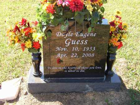 GUESS, DOYLE EUGENE - Lonoke County, Arkansas | DOYLE EUGENE GUESS - Arkansas Gravestone Photos