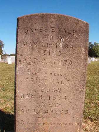 HALE, JAMES E - Lonoke County, Arkansas | JAMES E HALE - Arkansas Gravestone Photos