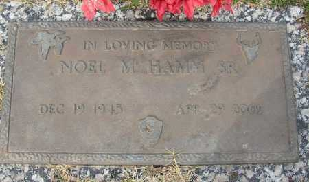 HAMM, SR, NOEL M. - Lonoke County, Arkansas | NOEL M. HAMM, SR - Arkansas Gravestone Photos