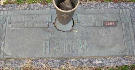 HAMM, NONA - Lonoke County, Arkansas | NONA HAMM - Arkansas Gravestone Photos