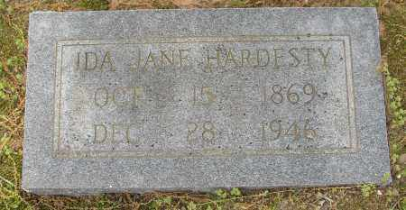 HARDESTY, IDA JANE - Lonoke County, Arkansas | IDA JANE HARDESTY - Arkansas Gravestone Photos
