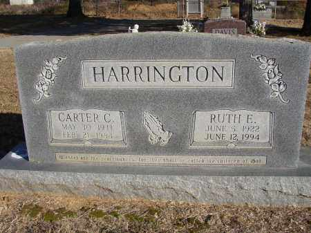 HARRINGTON, RUTH E. - Lonoke County, Arkansas | RUTH E. HARRINGTON - Arkansas Gravestone Photos