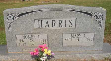 HARRIS, HOMER H. - Lonoke County, Arkansas   HOMER H. HARRIS - Arkansas Gravestone Photos