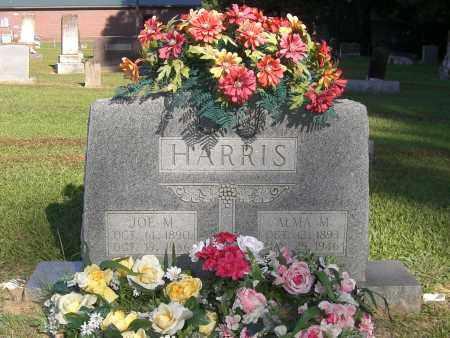 HARRIS, ALMA M - Lonoke County, Arkansas | ALMA M HARRIS - Arkansas Gravestone Photos