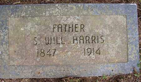 HARRIS, S. WILL - Lonoke County, Arkansas | S. WILL HARRIS - Arkansas Gravestone Photos
