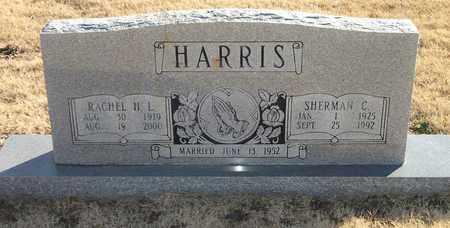 HARRIS, SHERMAN CHARLIE - Lonoke County, Arkansas | SHERMAN CHARLIE HARRIS - Arkansas Gravestone Photos