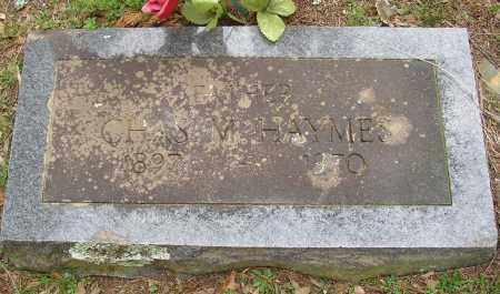 HAYMES, CHAS M. - Lonoke County, Arkansas   CHAS M. HAYMES - Arkansas Gravestone Photos