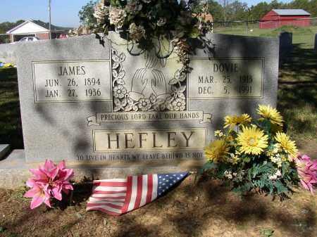 HEFLEY, DOVIE - Lonoke County, Arkansas   DOVIE HEFLEY - Arkansas Gravestone Photos