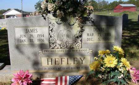 HEFLEY, JAMES - Lonoke County, Arkansas   JAMES HEFLEY - Arkansas Gravestone Photos