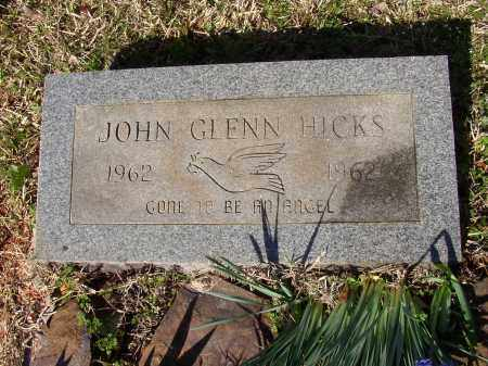 HICKS, JOHN GLENN - Lonoke County, Arkansas | JOHN GLENN HICKS - Arkansas Gravestone Photos
