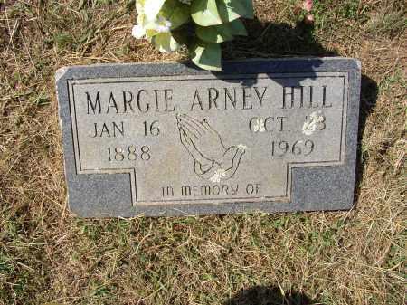 HILL, MARGIE ARNEY - Lonoke County, Arkansas   MARGIE ARNEY HILL - Arkansas Gravestone Photos
