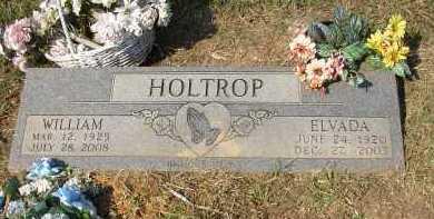 HOLTROP, WILLIAM - Lonoke County, Arkansas | WILLIAM HOLTROP - Arkansas Gravestone Photos