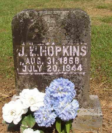 HOPKINS, J. L. - Lonoke County, Arkansas | J. L. HOPKINS - Arkansas Gravestone Photos
