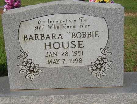 "HOUSE, BARBARA ""BOBBIE"" - Lonoke County, Arkansas   BARBARA ""BOBBIE"" HOUSE - Arkansas Gravestone Photos"