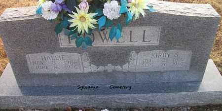HOWELL, KIRBY SMITH - Lonoke County, Arkansas | KIRBY SMITH HOWELL - Arkansas Gravestone Photos