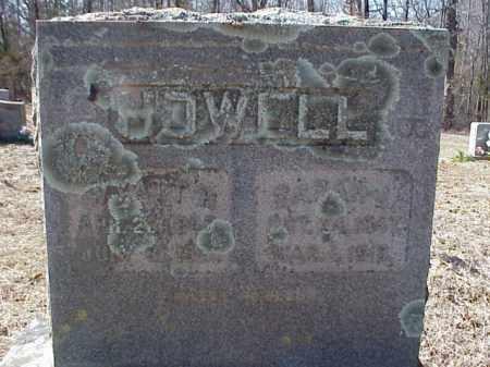 HOWELL, WYATT PATRICK - Lonoke County, Arkansas | WYATT PATRICK HOWELL - Arkansas Gravestone Photos