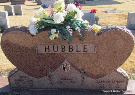 REES HUBBLE, GLORIA JEAN (CLOSE UP) - Lonoke County, Arkansas | GLORIA JEAN (CLOSE UP) REES HUBBLE - Arkansas Gravestone Photos
