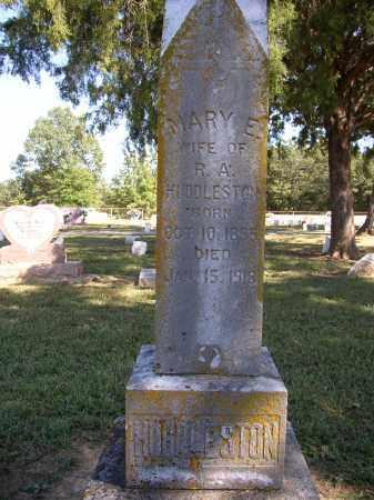 HUDDLESTON, MARY E. - Lonoke County, Arkansas | MARY E. HUDDLESTON - Arkansas Gravestone Photos