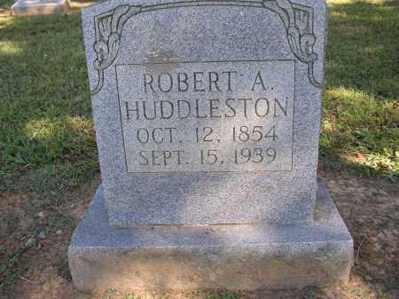 HUDDLESTON, ROBERT A. - Lonoke County, Arkansas | ROBERT A. HUDDLESTON - Arkansas Gravestone Photos