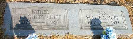 HUFF, WILLIE S - Lonoke County, Arkansas | WILLIE S HUFF - Arkansas Gravestone Photos