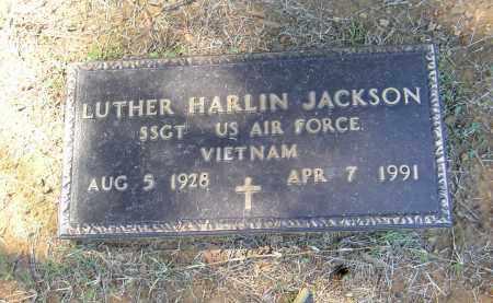 JACKSON (VETERAN VIET), LURTHER HARLIN - Lonoke County, Arkansas | LURTHER HARLIN JACKSON (VETERAN VIET) - Arkansas Gravestone Photos