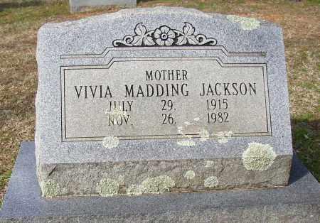JACKSON, VIVIA - Lonoke County, Arkansas | VIVIA JACKSON - Arkansas Gravestone Photos