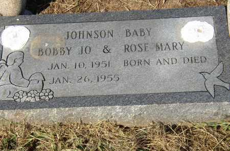 JOHNSON, BABY - Lonoke County, Arkansas | BABY JOHNSON - Arkansas Gravestone Photos