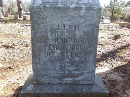 JORDAN, ELLEN - Lonoke County, Arkansas   ELLEN JORDAN - Arkansas Gravestone Photos