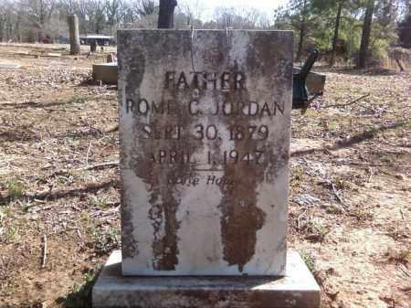 "JORDAN, GEROME C ""ROME"" - Lonoke County, Arkansas | GEROME C ""ROME"" JORDAN - Arkansas Gravestone Photos"