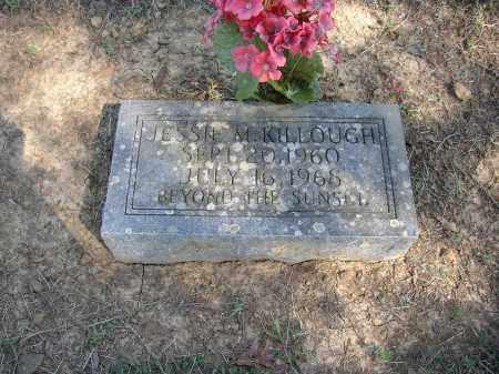 KILLOUGH, JESSIE M. - Lonoke County, Arkansas   JESSIE M. KILLOUGH - Arkansas Gravestone Photos