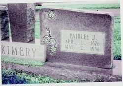 KIMERY, PARILEE J. - Lonoke County, Arkansas | PARILEE J. KIMERY - Arkansas Gravestone Photos