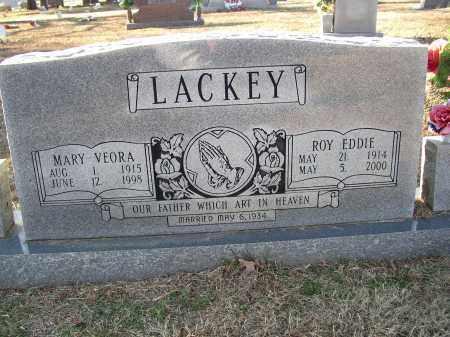 LACKEY, MARY VEORA - Lonoke County, Arkansas   MARY VEORA LACKEY - Arkansas Gravestone Photos