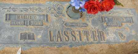 LASSITER, VESTA V. - Lonoke County, Arkansas | VESTA V. LASSITER - Arkansas Gravestone Photos