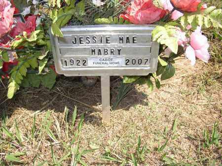 MABRY, JESSIE MAE - Lonoke County, Arkansas | JESSIE MAE MABRY - Arkansas Gravestone Photos