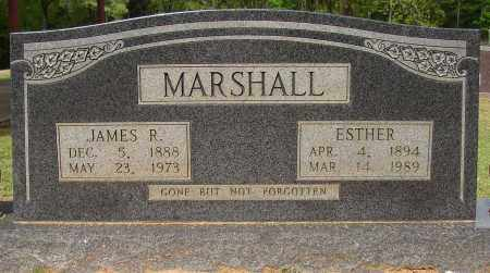 MARSHALL, ESTHER - Lonoke County, Arkansas | ESTHER MARSHALL - Arkansas Gravestone Photos