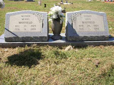 MAYFIELD, MURIEL - Lonoke County, Arkansas | MURIEL MAYFIELD - Arkansas Gravestone Photos