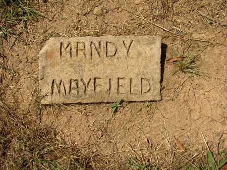 MAYFIELD, MANDY - Lonoke County, Arkansas | MANDY MAYFIELD - Arkansas Gravestone Photos