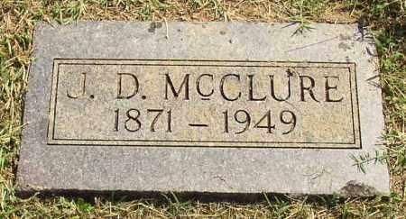MCCLURE, J. D. - Lonoke County, Arkansas | J. D. MCCLURE - Arkansas Gravestone Photos