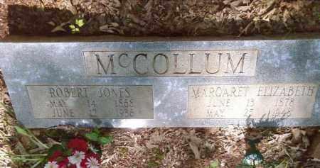 MCCOLLUM, ROBERT JONES - Lonoke County, Arkansas | ROBERT JONES MCCOLLUM - Arkansas Gravestone Photos
